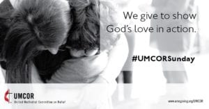 UMCOR Sunday