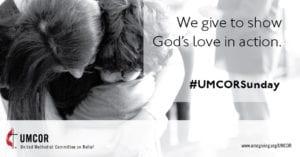 2019 UMCOR Sunday