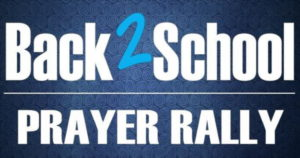 Back to School Prayer Rally