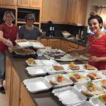Meals on Wheels August 2019 update