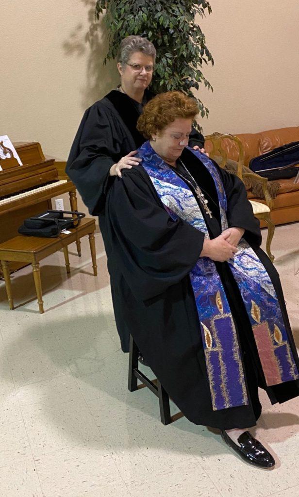 Pastor Veronica and Pastor Carol
