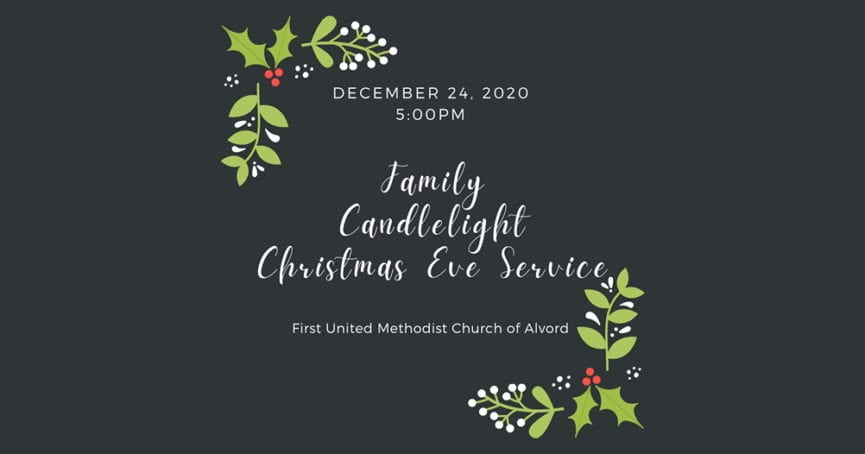 Family Candlelight Christmas Service